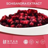 Quality Low price Schisandra Chinensis Extract/Yellow-Brown Powder Schisandra/Schisandra Extract 15% HPLC wholesale