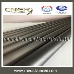Quality High modulus 60 feet long carbon fiber telescopic pole for camera mast pole/window cleaning pole wholesale