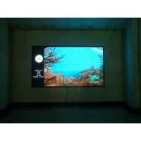 Quality HD P6 electronic indoor fullcolor slim led display boards IP54 wholesale