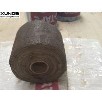 Quality 1.2 Mm Thick Waterproof Marine Tape , 50 Mm Wide anti corrosion pipe 10 M Long wholesale