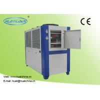 Quality Air Chiller Unit / Industrial Water Chiller For HAVC System Project wholesale