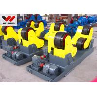 Cheap Automatic Vessel Welding Pipe Welding Rotator With PU Rubber Roller 20000kg for sale