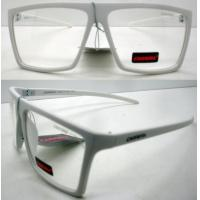 Quality Retro 400UV Plastic Frame Sunglasses With AC PC , Lightweight wholesale