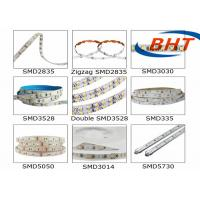 Quality Multi Color Dimmable Led Strip , Rgb Led Strip Lights Waterproof 10mm PCB Size wholesale