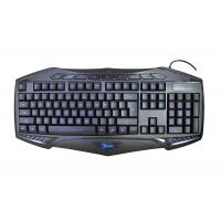 Quality K400 Wired Gaming Computer Keyboard LED Light Adjustable With Letter Illumination wholesale
