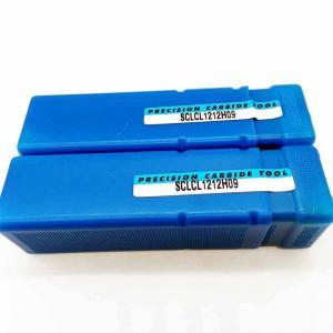 Quality Customized Lathe Machine Parts And CNC Turning Tools / Turning Tool Holder wholesale