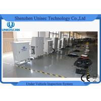 Quality UVSS / UVIS Under Vehicle Inspection Scanner 1920 * 1080P Display Resolution wholesale