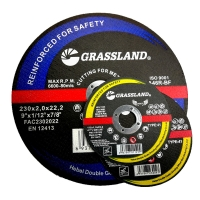 Quality 9 Inch 230x2.5mm Cut Off MPA Angle Grinder Abrasive Wheel For Metal wholesale