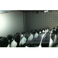 Quality Pneumatic 6D Cinema Equipment With Silence Air Compressor / Motion Chair wholesale