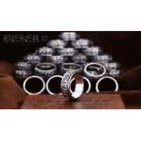 China Wholesale stainless steel Ring for men fashion jewelry E23 on sale