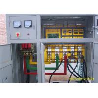 China Copper Aluminum Casting Electric Induction Furnace 380V Voltage Water Cooling on sale