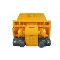 Quality Three Phase Four Wire Mobile Concrete Mixing Plant High Efficiency Js3000 Model wholesale