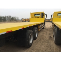 Quality ZZ1257S5247A Euro 2 371HP 8.48m Long Bed Cargo Truck wholesale