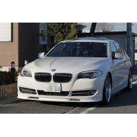 Quality 2010-2013 BMW F10 5-SERIES 528 535 PU FRONT BUMPER LIP SPOILER POLY URETHANE wholesale