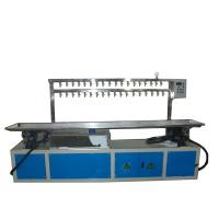 Quality Plastic ABS Profile Extrusion Line /  Profile Machine With Single Screw Extruder 100 * 60mm wholesale