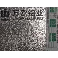 Quality Stucco Embossed Hammered Checkered Aluminum Sheets 1050 1060 1100 3003 wholesale