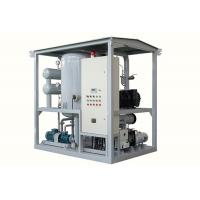 Quality ZJA Series High Efficiency Double Stage High Vacuum Transformer Oil Purifier wholesale