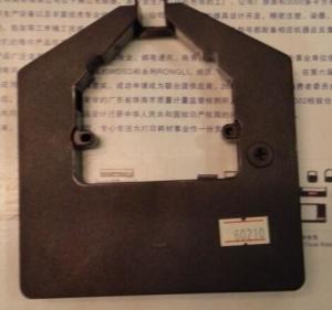 China DM100 Printer INK Ribbon Cassettes for Olivetti improved on sale