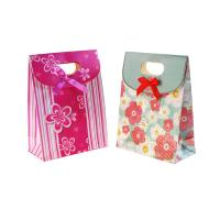 Quality Christmas Self-sealing Ornaments Paper Gift Bags wholesale