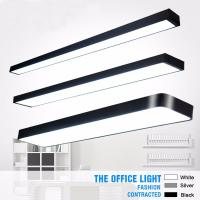 China 120Lm / W Aluminum Suspended Linear Led Lighting For Office , Long - Life on sale