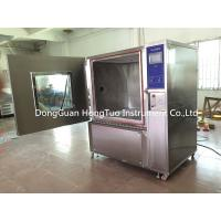 China Digital Displaying Environmental Testing Chamber / Sand And Dust Proof Test Chamber on sale