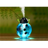 Quality LED Beetle humidifier ultrasonic mini usb cool mist air humidifier wholesale