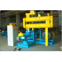 China 150-2000kg Pets Birds Fish Feed Extruder Machine / Puffing Machine CE Approved on sale