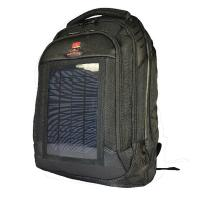 Quality 3.5W Solar Charging Backpack , Camping Backpack With Solar Phone Charger wholesale
