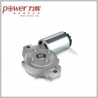 Quality Micro Metal Gearmotor , High Power DC Worm Gear Motor 220V 50 Hz 6 Nm wholesale