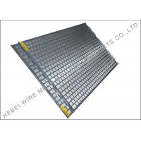 Quality High Performance Hookstrip Flat Screen API Standard Wire Screen Panel wholesale