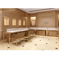 Cheap Contemporary Jewelry Product Showroom Display Cases With Pre - Assembled for sale