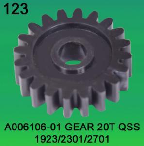 Quality A006106-01 GEAR TEETH-20 FOR NORITSU QSS1923,2301,2701 minilab wholesale