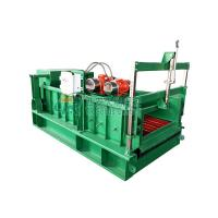 China 7.1G Max Vibration Strength Shale Shaker , Oilfield Drilling Fluid Equipment on sale