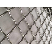 Stainless Steel Crimped Wire Mesh for sale