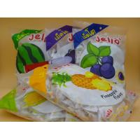 Cheap Ball Shape Crispy Milk Chewy Candy Corn Flavored Mixture Fruity Jelly for sale
