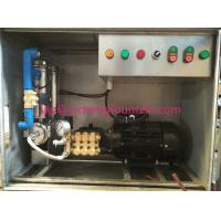 China Fully Setting Pool Fog System For Plants Shed To Cooling Down the Temperature Including Nozzle Machine And Piping Work on sale
