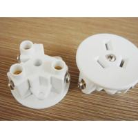 Quality Australia Round Electric Power Sockets , Grounding 3 Prong Power Wall Outlet wholesale
