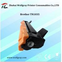 Quality Compatible for BrotherTN1035 toner cartridge wholesale