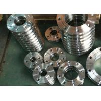 Quality SW  Stainless Steel Flange / Ss Slip On Flange ASTM A182  316L PN20-420 wholesale