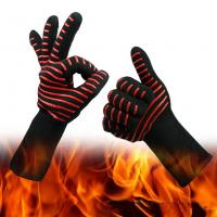 Quality Customized Silicone Heat Resistant Gloves  Oven Gloves wholesale