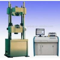 Quality WAW-500CI Computer Control Servo Hydraulic Universal Tensile and Compression Testing Machine wholesale