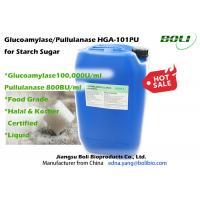 Quality Food Grade Glucoamylase Enzyme wholesale
