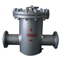 Quality CE Standard Industrial Strainer / Basket Type Strainer Blue Type Filter wholesale