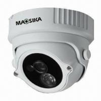 China Vandal-resistant Camera with Array IR-III LED and Effio-E CCD Dome Camera on sale