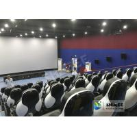 Quality Motion 6D Movie Theater wholesale