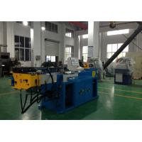 China 50 NC Tube Bending Machine Easy Cotroling / Mechanical Structure Profile Bending Machine on sale