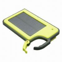 Quality Solar Mobile Charger, Convenient-to-carry, Suitable for Mobile Phones and Digital Cameras wholesale