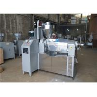 Quality 300-375kg/H Sesame Automatic Oil Press Machine High Safety Wide Suitability wholesale