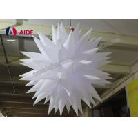 Quality Outdoor Inflatable Event Decoration , Inflatable Star For Holiday Party Or Event wholesale