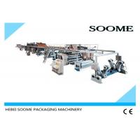 Quality Automatic Corrugated Cardboard Production Line Corrugated Box Making Machine Fast Delivery wholesale